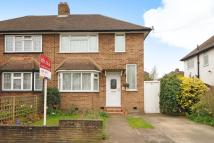2 bed semi detached home in Dartmouth Road, Hayes