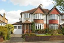 semi detached house in The Knoll, Hayes