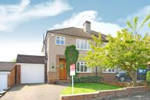 3 bedroom semi detached home for sale in Heath Rise, Hayes
