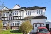 4 bed semi detached home for sale in Hayes Lane, Hayes