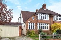 4 bed semi detached home in Hambro Avenue, Hayes
