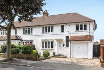 Stuart Avenue semi detached property for sale