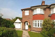 3 bed semi detached property in Abergeldie Road, Lee