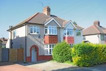 semi detached home in Abergeldie Road, Lee