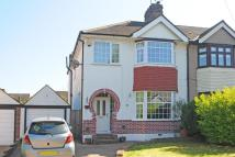 semi detached house in Abergeldie Road, Lee