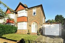 3 bed semi detached property in Pasture Road, Catford
