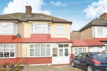semi detached house in Woodyates Road, Lee