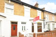 Terraced house for sale in Harvard Road...