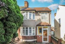 Manor Lane semi detached house for sale