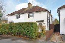 3 bedroom semi detached house in Albion Avenue...