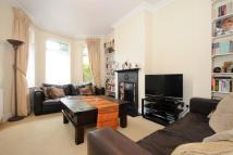 Terraced property in Pembroke Road...