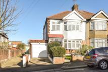 semi detached home for sale in Wetherill Road...