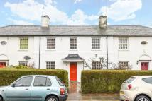 Terraced house in Hampden Road...