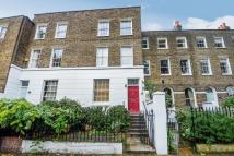 Terraced house for sale in Camberwell Grove...