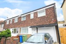 semi detached house in Barforth Road, Peckham