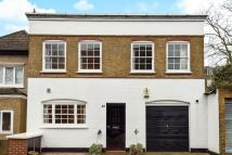 semi detached property in Harfield Gardens...