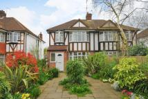 semi detached home in Robin Hood Way, Putney