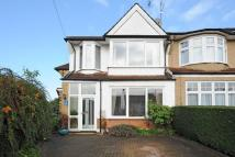4 bed End of Terrace property in Bohun Grove, East Barnet...