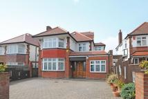 Detached home in Powys Lane, Southgate