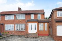 3 bed semi detached home for sale in Netherby Gardens, Enfield