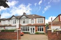 5 bedroom semi detached home for sale in Winchmore Hill Road...