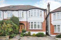 semi detached home in Woodland Way...