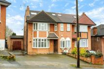 semi detached house for sale in The Woodlands, Southgate