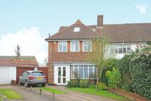 St. Julian's Close semi detached property for sale
