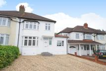 4 bedroom semi detached home for sale in Springfield Road...