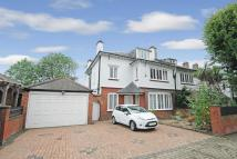 semi detached house in Ockley Road, Streatham