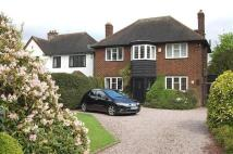 Detached home for sale in The Crescent, Walsall