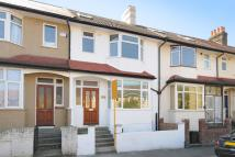 3 bed Terraced house in Boundary Road...