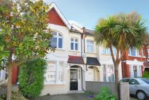 Terraced property in Penwortham Road...