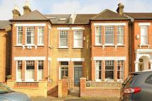 Terraced house in St. Julians Farm Road...