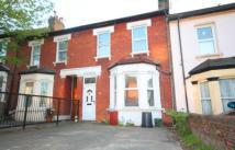 Terraced property in Lower Boston Road...