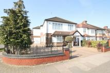 Detached house in Sherborne Avenue...