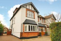 semi detached house in Lydford Road...
