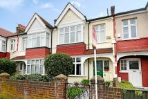 Terraced property for sale in Gamlen Road, Putney