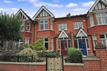 Terraced house in Hotham Road, Putney