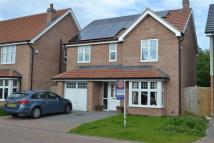 4 bed Detached home for sale in Rawson Way, HORNSEA...