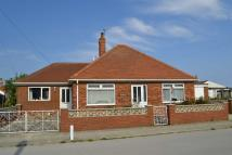 3 bed Detached Bungalow in Pasture Road, HORNSEA...