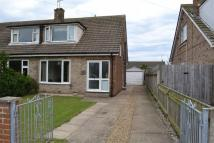 3 bed semi detached property in Ranby Crescent, Hornsea...