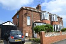 semi detached house for sale in Chrystals Road, HORNSEA...