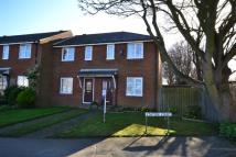 End of Terrace house for sale in Station Court, Hornsea...