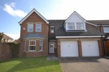 Detached house for sale in Old Chapel Close...