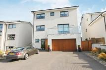 Detached home in Canniesburn Drive...