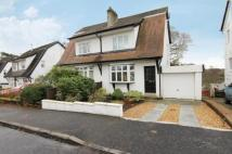 semi detached home in Hawthorn Avenue...