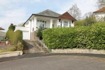 Detached property in Manse Road, Bearsden...