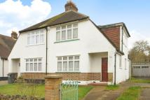 Links View Road semi detached house for sale