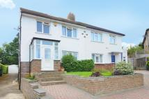 4 bed semi detached home in Seabrook Drive...